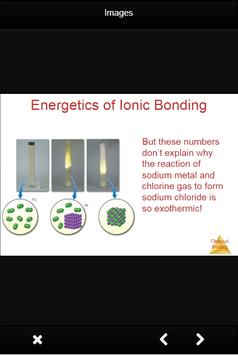 Chemical Bonding Examples poster