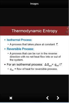 Chemistry Enthalphy Formulas poster