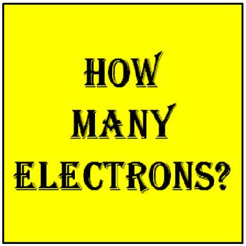 Find Number of Electrons poster