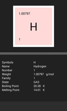 Easy Symbol Of Element screenshot 2