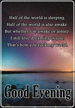 Good Evening Quotes For Android Apk Download