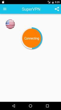 Super VPN - Best Free Proxy screenshot 2