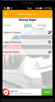 Guide for Chennai Metro Route, Map, Fare screenshot 5