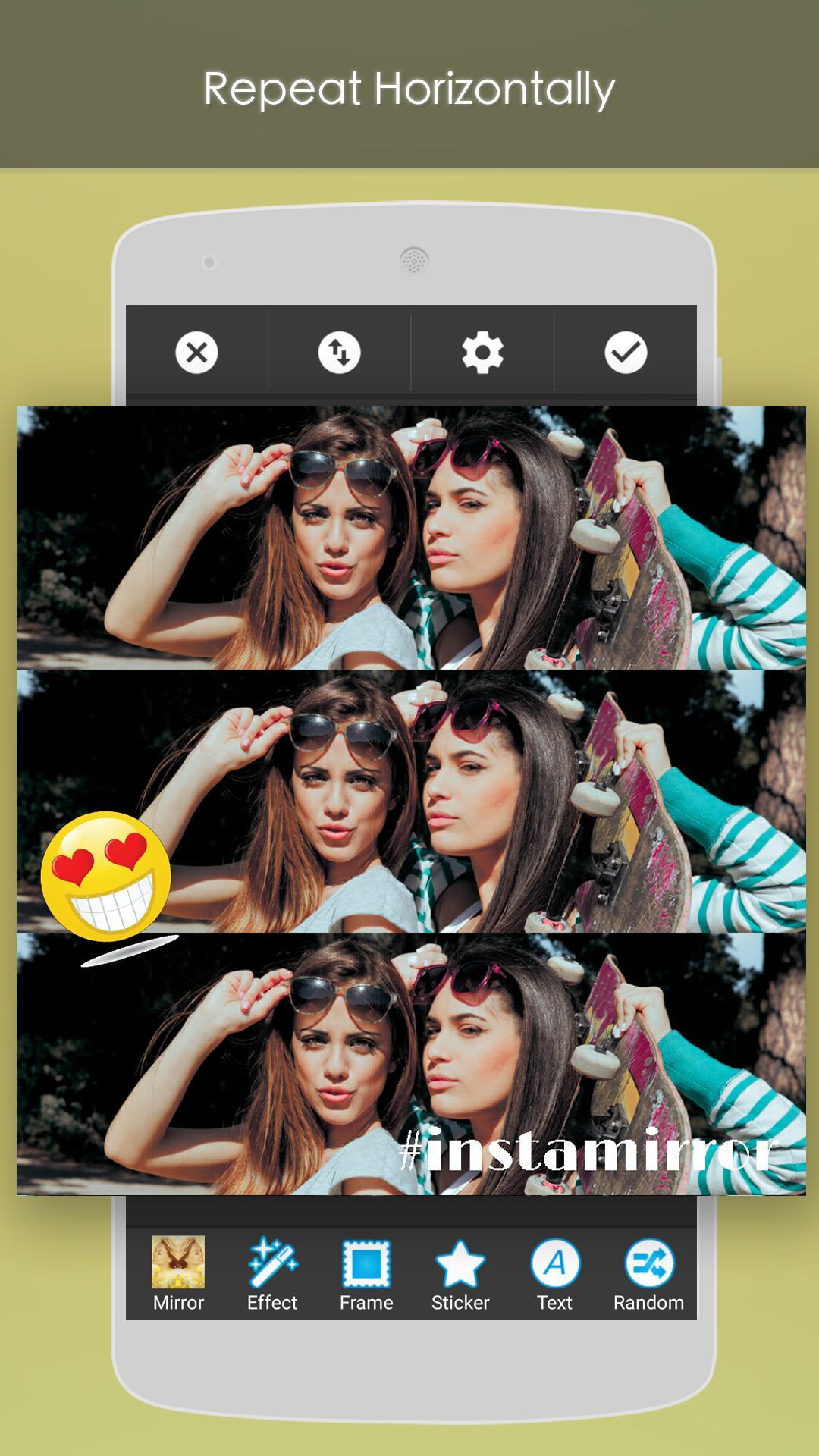 самых упоминаемых приложение зеркало фотографий поп-арта может стать