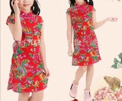 Cheongsam Chines Dress Fashion apk screenshot