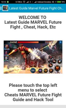 Cheat Marvel Futur Fight Guide screenshot 1