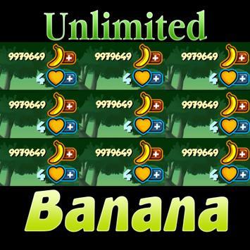 Cheat Banana Kong (Free Unlimited Banana Coins) poster