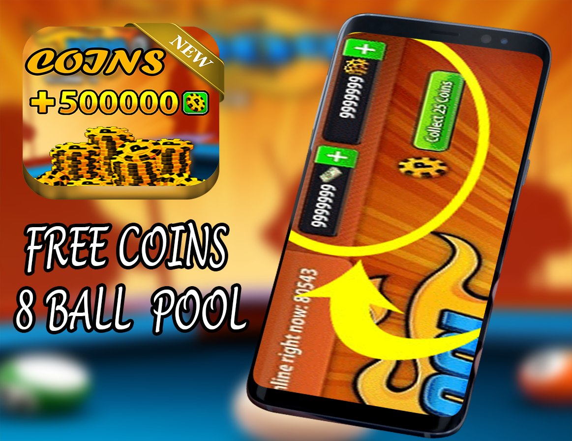 UNLIMITED cash and coins 8 Ball Pool - Prank Free for ... -