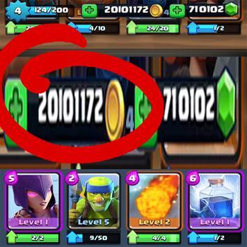 Cheat Tricks Of Clash Royale apk screenshot