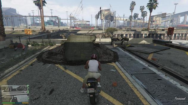Cheats for GTA 5 apk screenshot