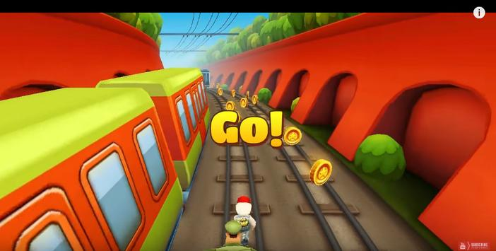 Cheat for Subway Surfers poster