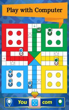 Cheat Ludo King Games poster