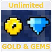 Cheat for Pixel Gun 3D Prank icon