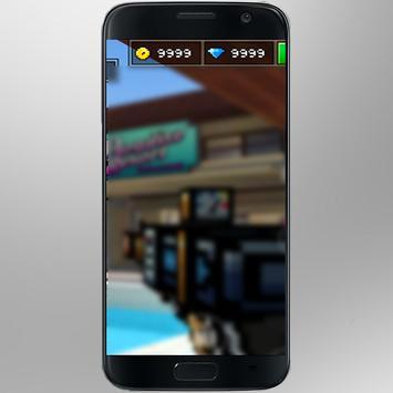 Cheat for Pixel Gun 3D Prank screenshot 1
