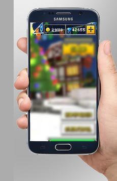 Cheat for Pixel Gun 3D Prank screenshot 3
