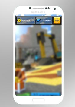 Cheat for Pixel Gun 3D Prank screenshot 4