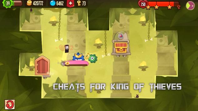 Cheats For King Of Thieves screenshot 1