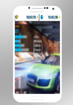 Cheats for Asphalt 8 Prank apk screenshot