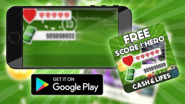 Free Score Hero Cheat : Prank screenshot 1