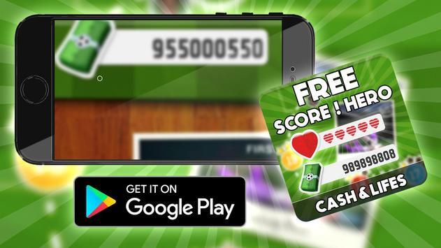 Free Score Hero Cheat : Prank screenshot 2