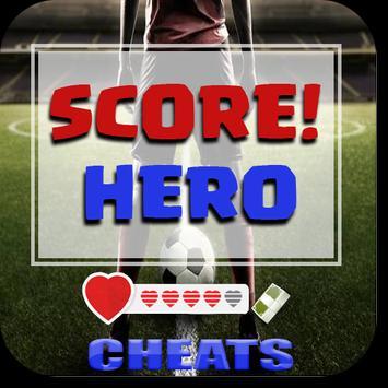 Cheats For Score Hero - App Joke Prank!! apk screenshot