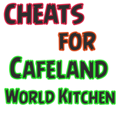 Cheats For Cafeland - World Kitchen icon