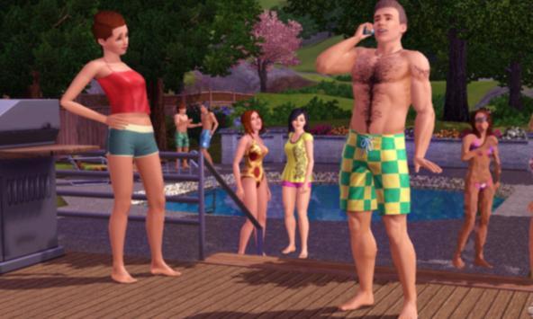 Free The Sims 3 Tips apk screenshot