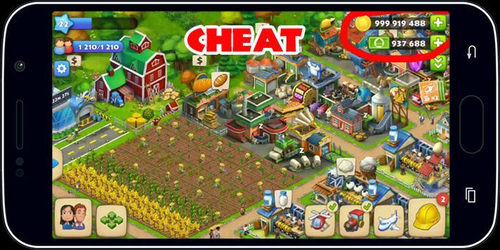Cheat For Township Gameplay apk screenshot