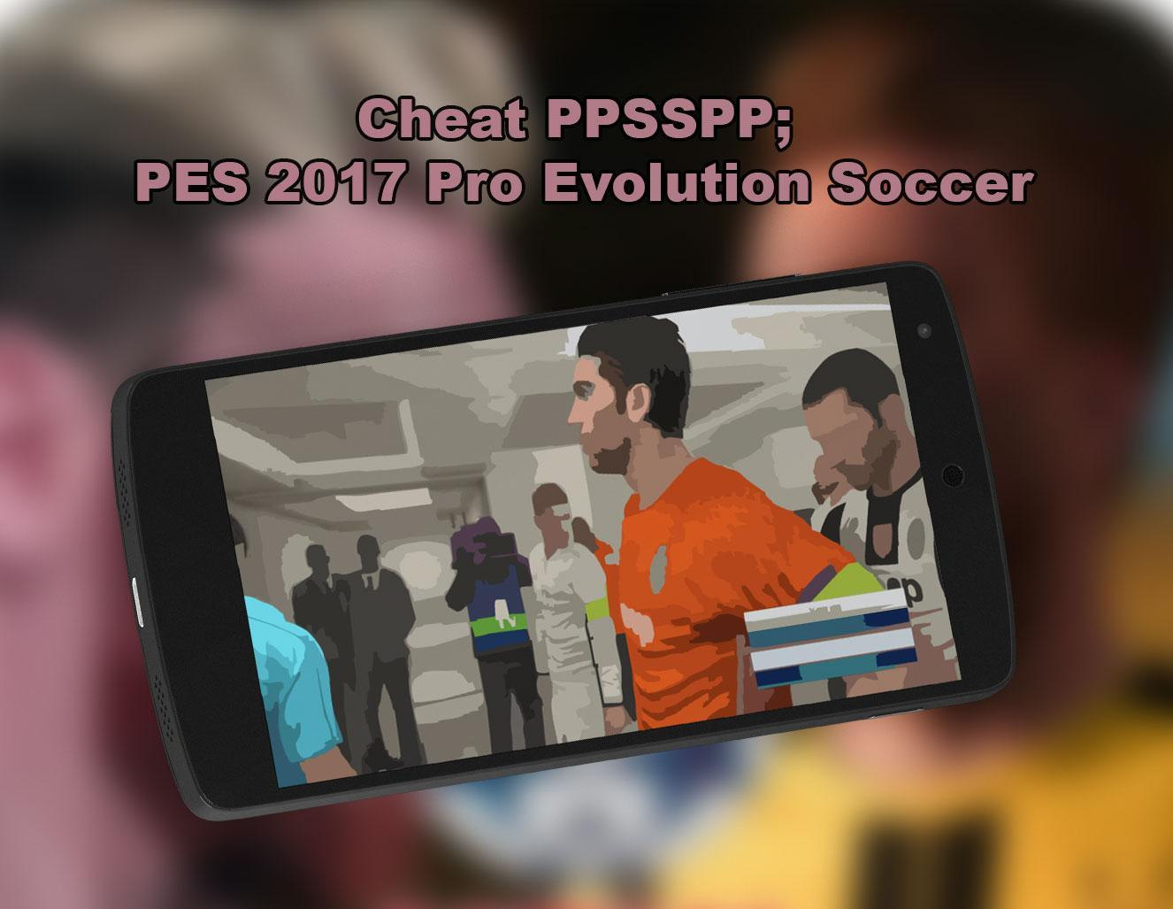 Cheat PPSSPP