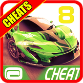 Cheats for АSPHALET 8  PrAnK icon