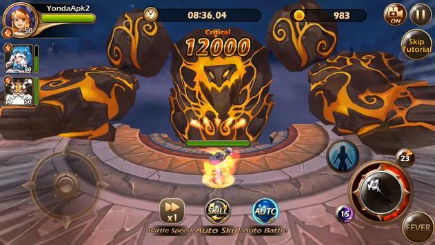 New Babel Rush Heroes & Tower Cheats apk screenshot