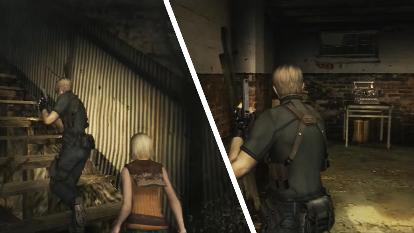 Download resident evil 4 mod android nougat | Resident Evil