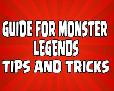Cheat For Monster Legends screenshot 1