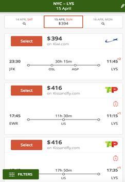 Cheap Flights & Hotels screenshot 1