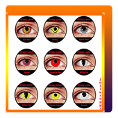 cheap contact lenses icon
