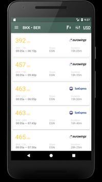 Cheapest Flight screenshot 2