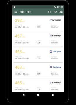 Cheapest Flight apk screenshot