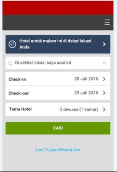 search cheap hotel apk screenshot