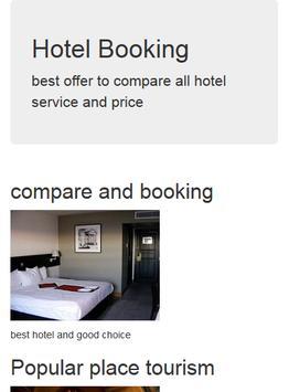 search cheap hotel apk screenshot