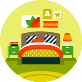 Cheap Hotels Booking Scanner icon