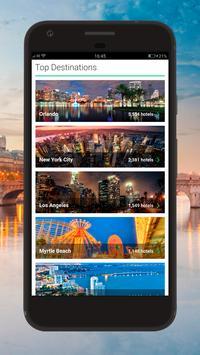 Cheap Hotels Booking Scanner screenshot 1