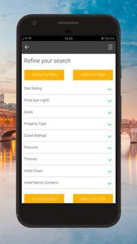 Cheap Hotels Booking Scanner screenshot 2