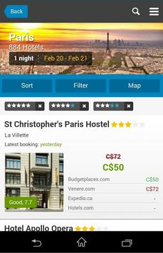 Hotels & Motels Cheap Deals 스크린샷 21