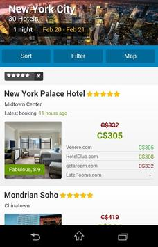 Hotels & Motels Cheap Deals 스크린샷 6