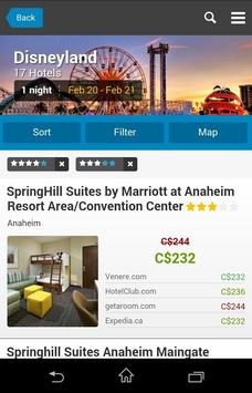 Hotels & Motels Cheap Deals 스크린샷 8