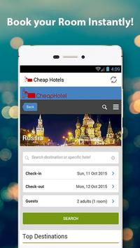 Cheap Hotels - Hotel Booking apk screenshot