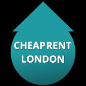 Cheap Rent London - UK Property Search icon