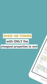 Cheap Rent London - UK Property Search screenshot 1