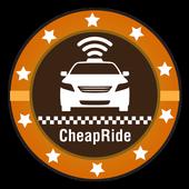 CheapRide Driver icon