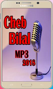 Cheb Bilal 2018 poster